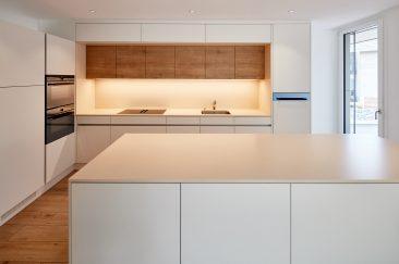 Ersatzneubau Einfamilienhaus_Rotkreuz_Küche